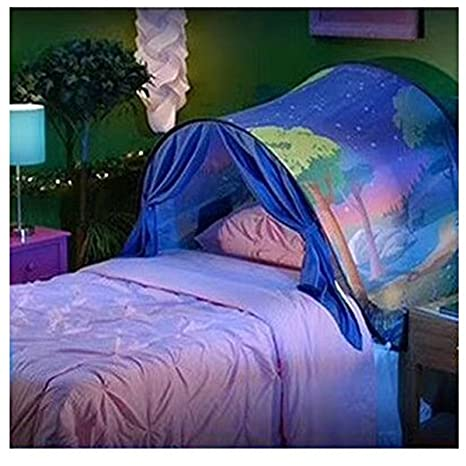 787c0af35cbacb Tente Enfant IntéRieur Fille Princesse Garcon Pop Up 2 Personnes Tente De  Lit Magique Moustiquaire Bebe
