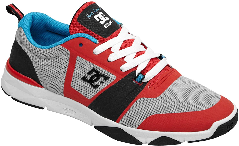 d96dc9c00b7e1 DC - Young Mens Unilite Flex Trainer Na Low Top Shoes, UK: 5.5 UK ...