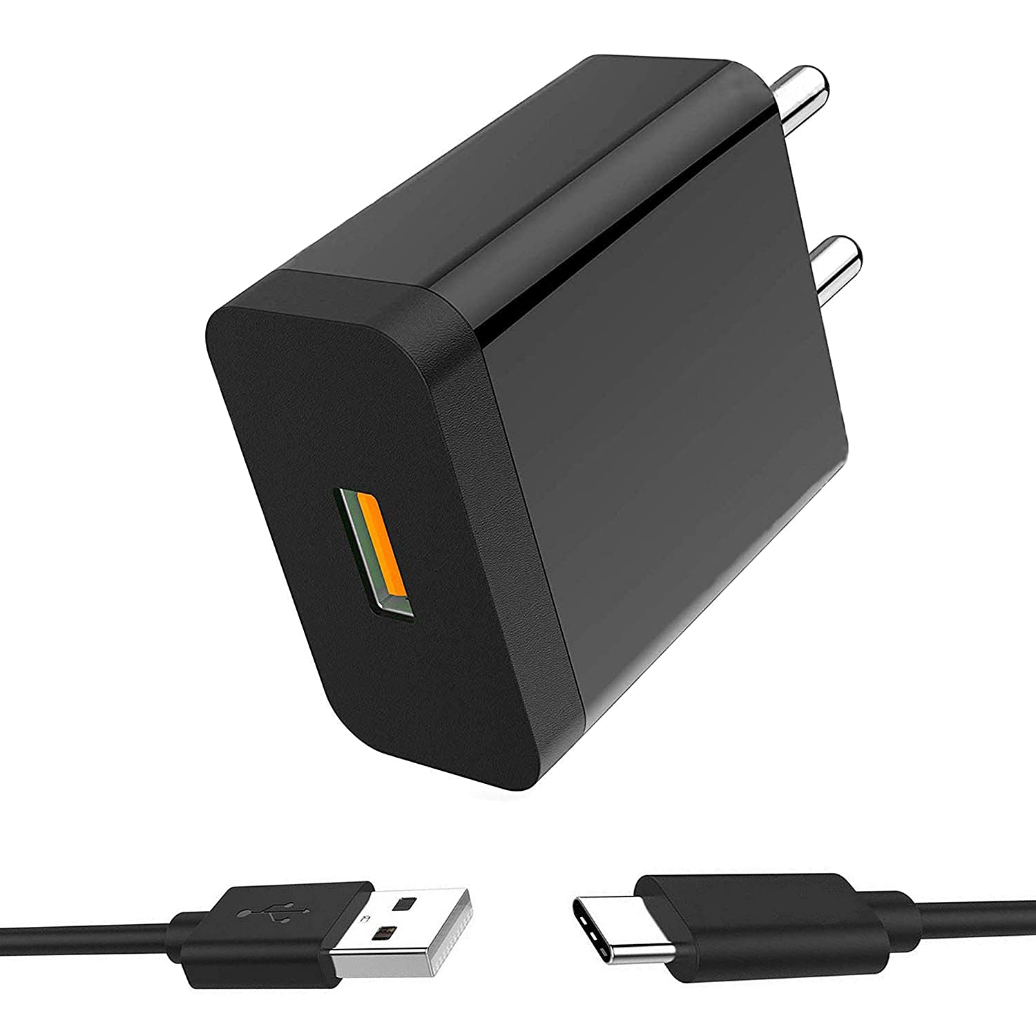 Lakshika Type C Charger For Xiaomi Redmi Note 7 Pro Amazon In Electronics