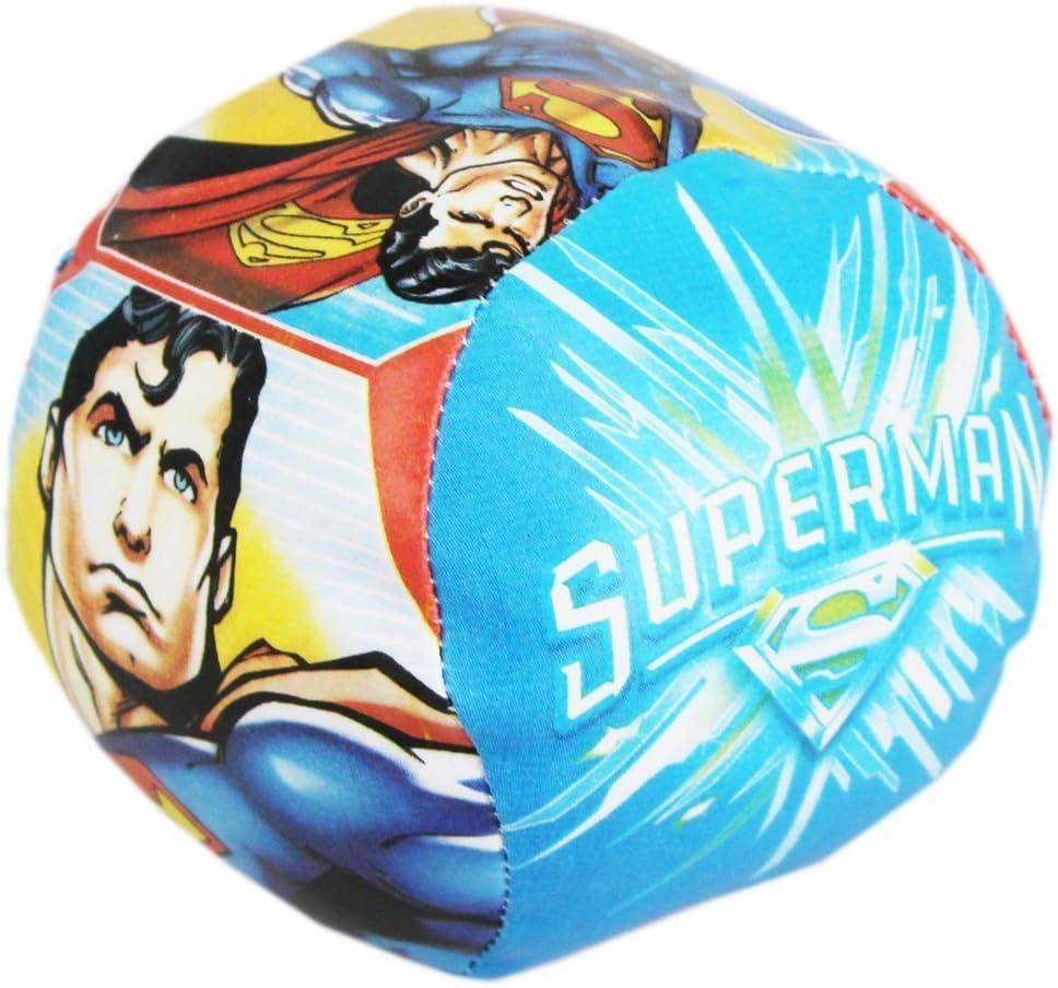 Pelota Soft Superman 10cm: Amazon.es: Juguetes y juegos