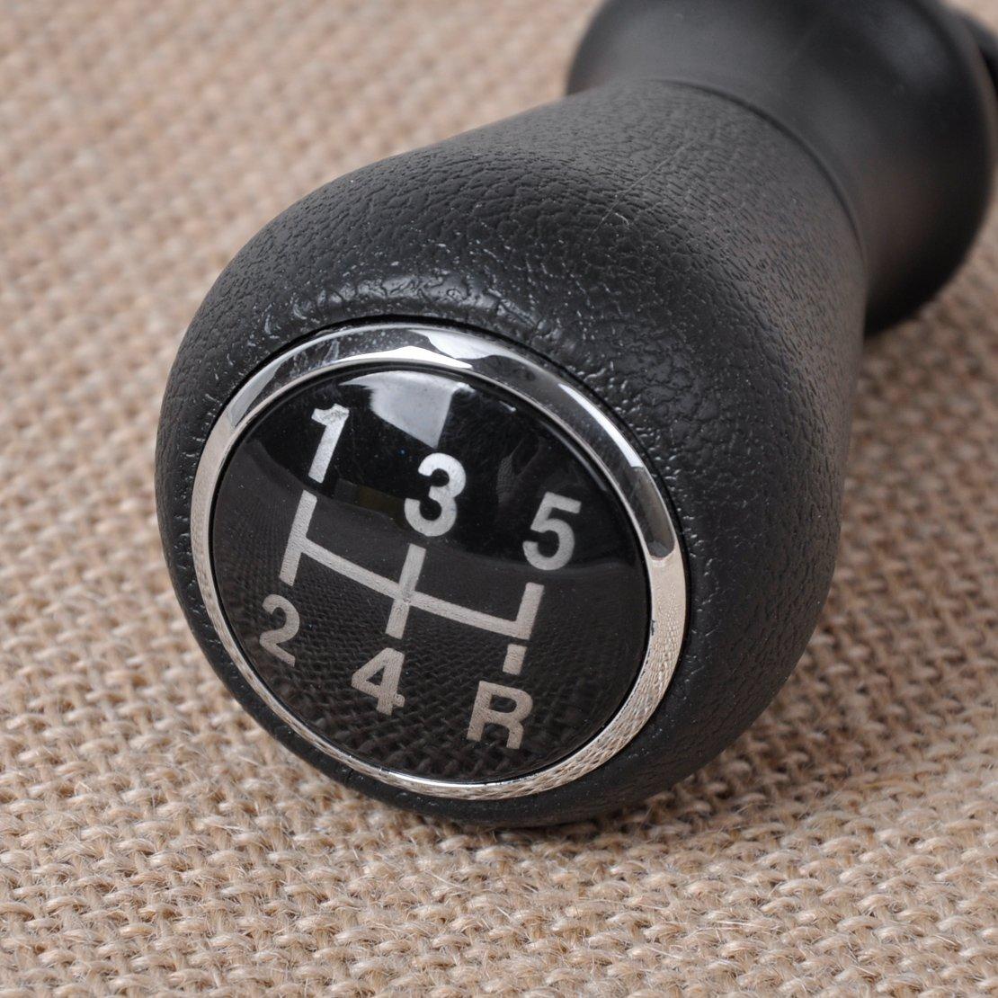 Black Gear Stick Shift Knob