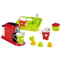 Ecoiffier - 2614 - Jeu d'imitation - Cuisine - Set Expresso - Machine + Accessoires