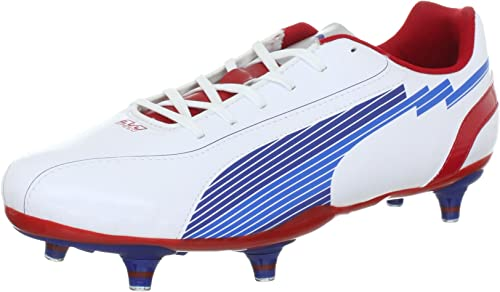 PUMA Evospeed 5 SG, Chaussures de Sport Football Homme