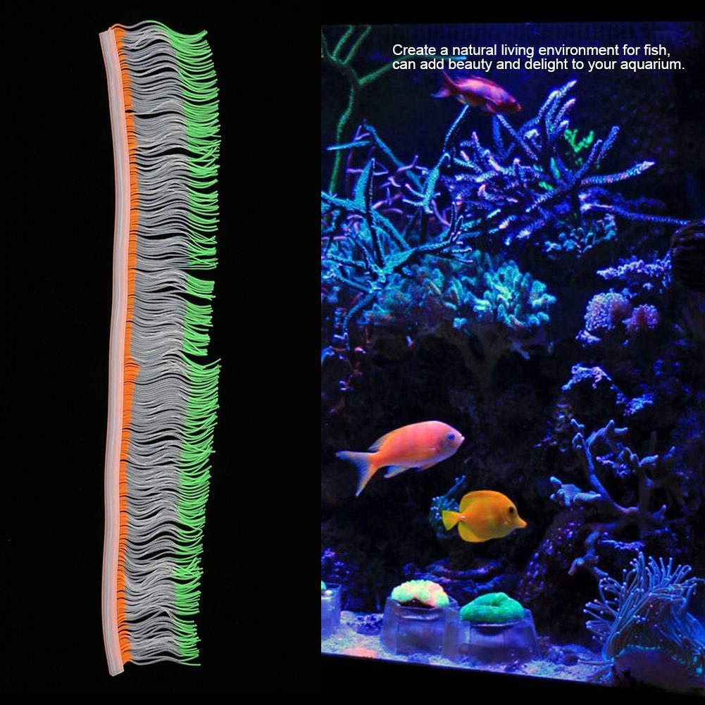 Fdit Socialme-EU Adorno de Plantas Vivid Artificial Coral para Acuario Submarino Pez Tanque Jardin Acuarios y Peceras(Verde): Amazon.es: Productos para ...