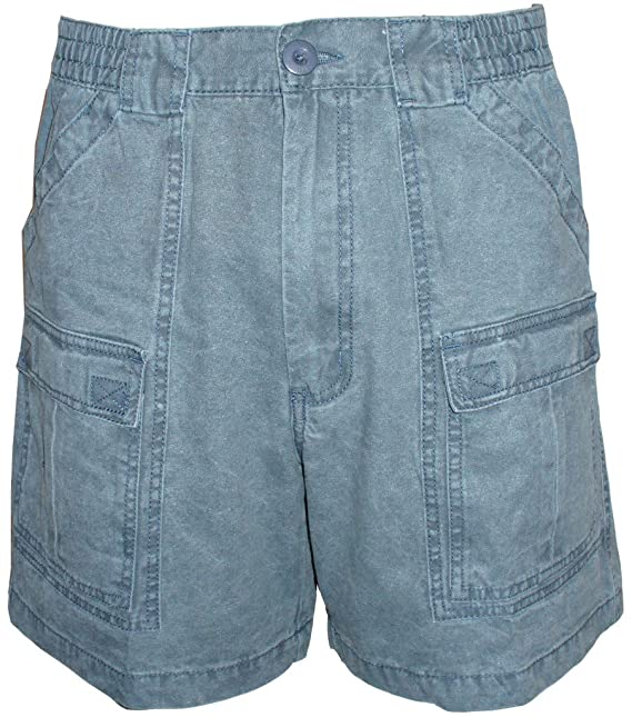 ab6c6ba3f2 Talos Men's Canvas Cargo Short Blue 32: Amazon.ca: Clothing ...