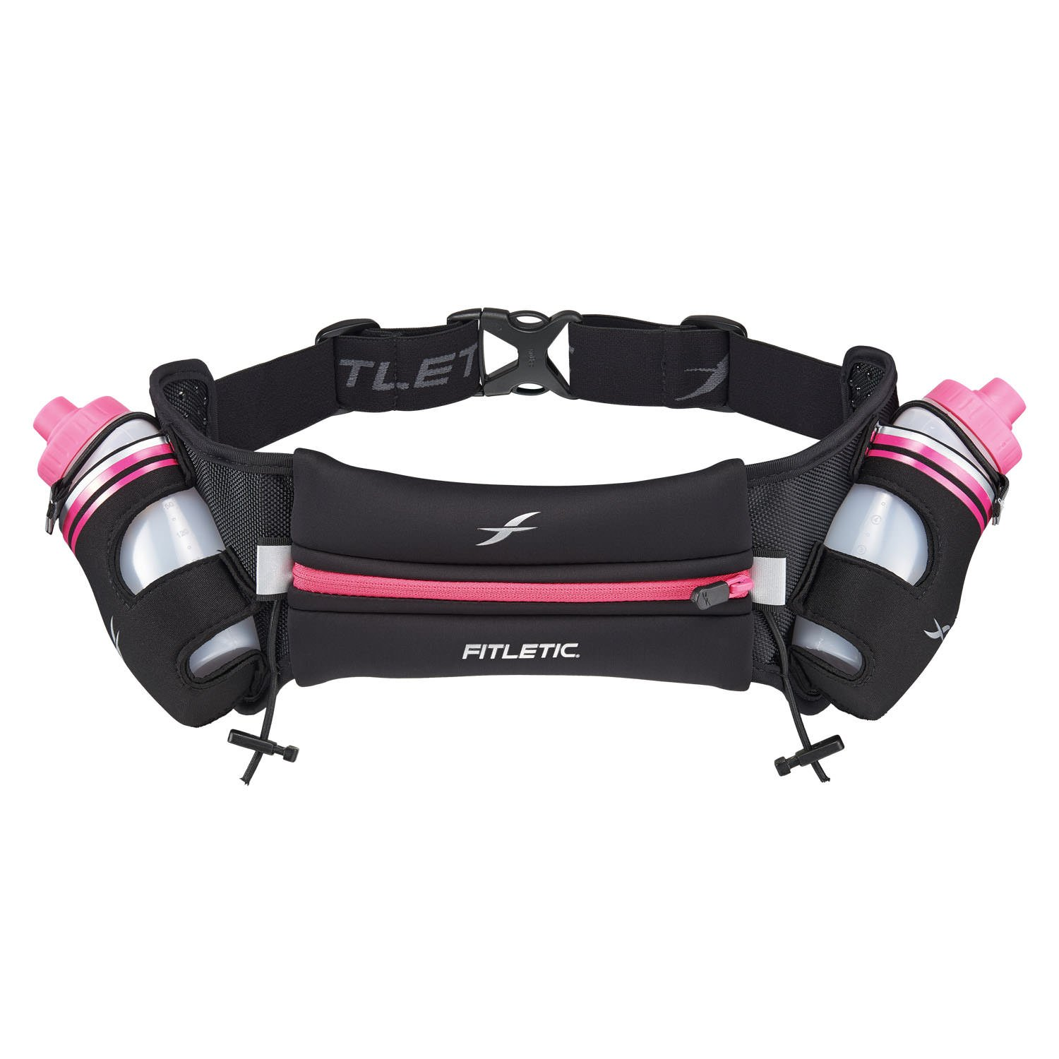 Fitletic iFitness 16 oz. Hydration Belt S M, Pink