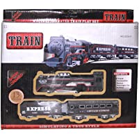 Venus-Planet Of Toys Train Set 2 Asst (Multicolor)