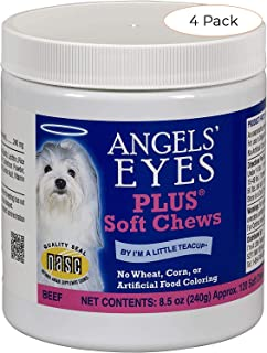 product image for Angel's Eyes AENSC120PLBF 120 Counts Plus Soft Chews for Dogs