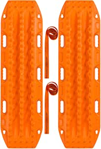 Maxtrax MKII Safety Orange Vehicle Recovery Board