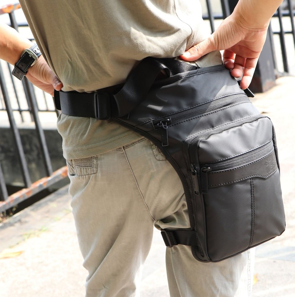 602a336c678e FHGJ Tactical Shoulder Strap Bag Military Push Pack Cintura Pouch ...