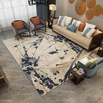 Extra Große Dekorative Teppiche,Rechteck Fußmatten,Moderne Matten, Marokkanische Spalier Design Teppiche Schlafzimmer