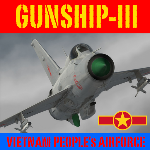 Gunship III – Combat Flight Simulator – V.P.A.F