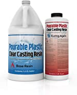 Pourable Plastic Deep Pour Up To 2