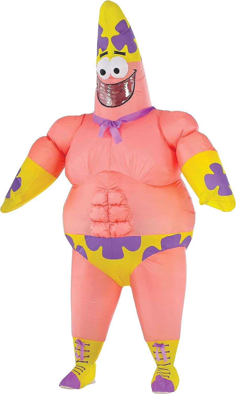 Amazon.com: Rubie s Costume Co de los hombres Bob Esponja ...