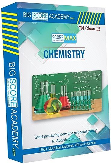 Tamil Nadu Samacheer Kalvi Class 12 Chemistry One Mark