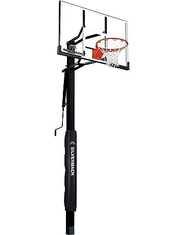 In Ground Basketball Hoops Amazon Com