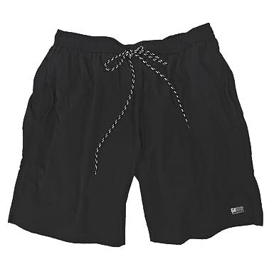 Cargo shorts by Greyes, Black Allsize