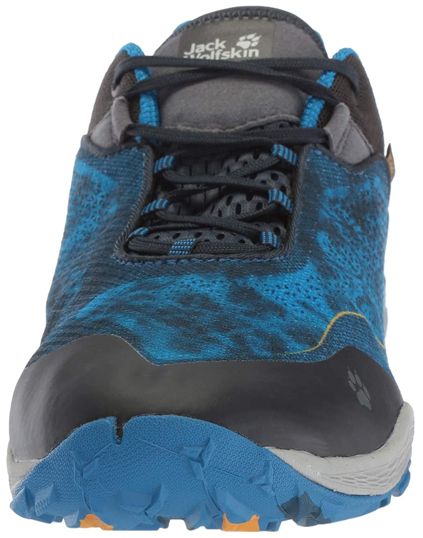 Jack Wolfskin Crosstrail Shield 2 Low M Men s Water Resistant Trail Running Shoe