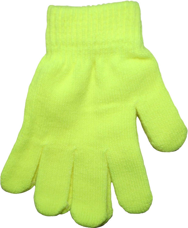 bambini NEON BRILLANTE fluorescente GUANTI MAGICI GL102