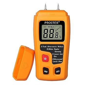 Proster Handheld Wood Moisture Meter