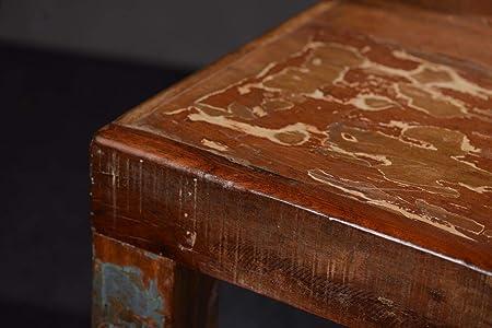 De madera maciza de piel de madera vieja de varios coloures de ...