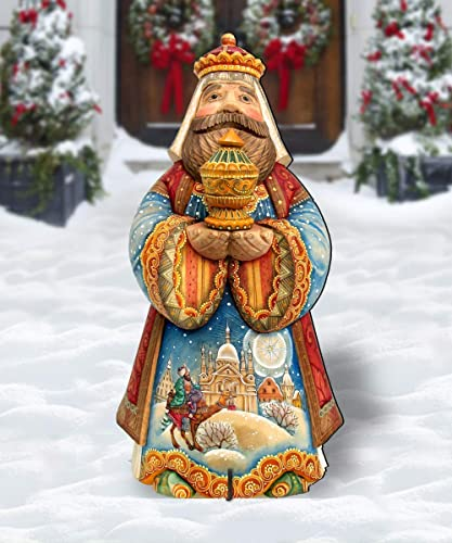 Amazon Com Outdoor Nativity Scene Three Wise Men King