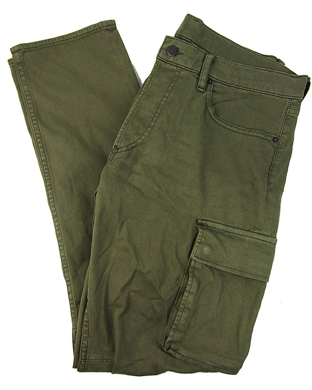 Polo Ralph Lauren Men's Stretch Cargo Jeans (38W X 30L, Pence Sage) by RALPH LAUREN