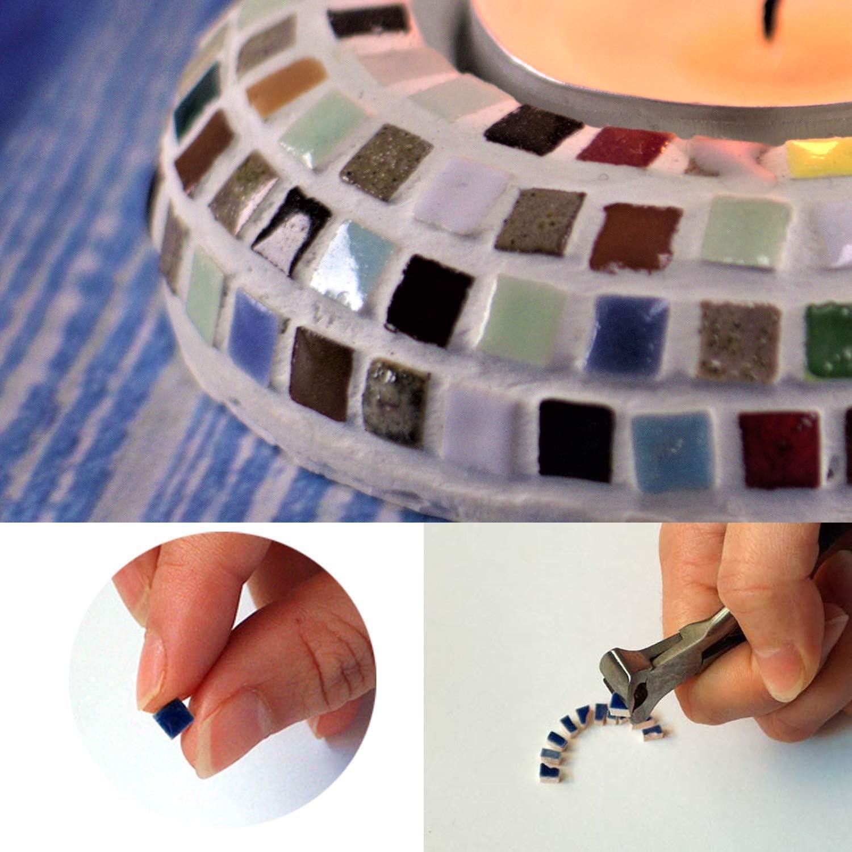 Azul Alaska 5x5x3/mm Mosaic Minis CK , Pack of 500 40/cm /& # 252