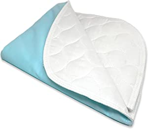 RMS Ultra Soft 4-Layer Washable and Reusable Incontinence Bed Pad - Waterproof Bed Pads, 34