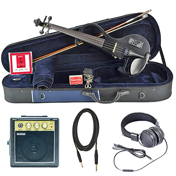 Bunnel borde Forte violín eléctrico Amp incluido: Amazon.es ...