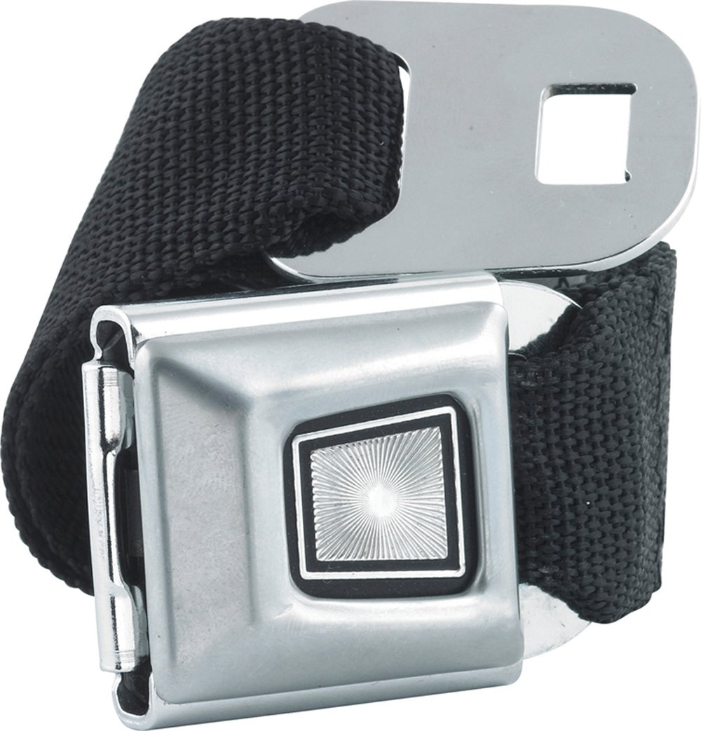Ford Starburst Seatbelt Belt SBB Strap Color: Black, One Size Fits Most Buckle Down