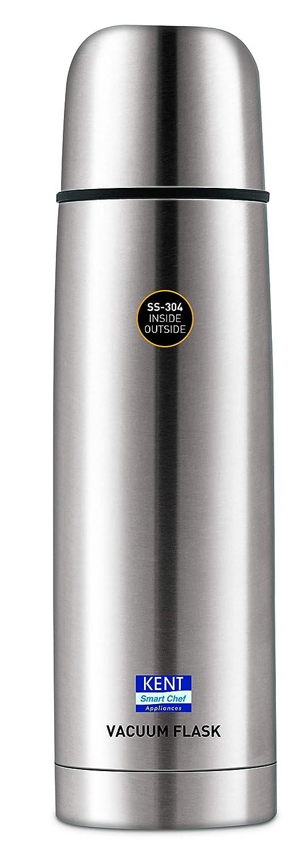 Kent Stainless Steel Vacuum Flask, 1 Litre