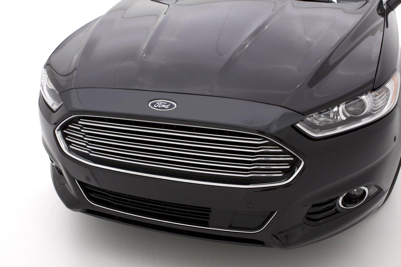 Auto Ventshade 320043 Aeroskin Flush Mount Dark Smoke Hood Protector for 2013-2016 Ford Fusion
