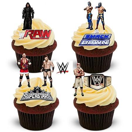 sensational wwe birthday cakes design-Terrific Wwe Birthday Cakes  Construction