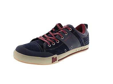 27710a7544 Merrell Rant Dash, Men's Low-Top Sneakers, J23741, Grey (Boulder ...