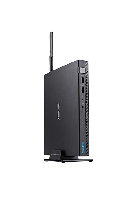 ASUS ASUSPRO E520-B023Z 2.4GHz i5-7400T PC de Tamaño 1L Negro Mini