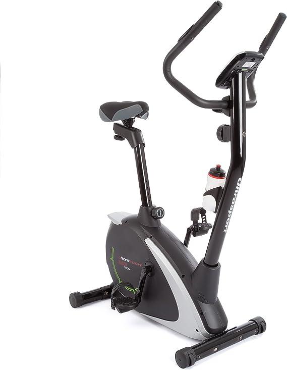 Ultrasport Racer 700M - Bicicleta estática con sensores de Pulso ...