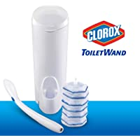 6-Refills Clorox ToiletWand Disposable Toilet Cleaning System