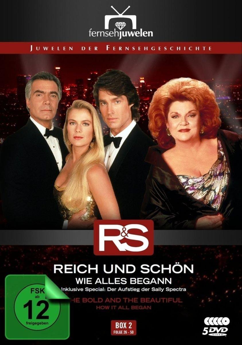 Reich und Schön - Box 2: Wie alles begann, Folgen 26-50 ...