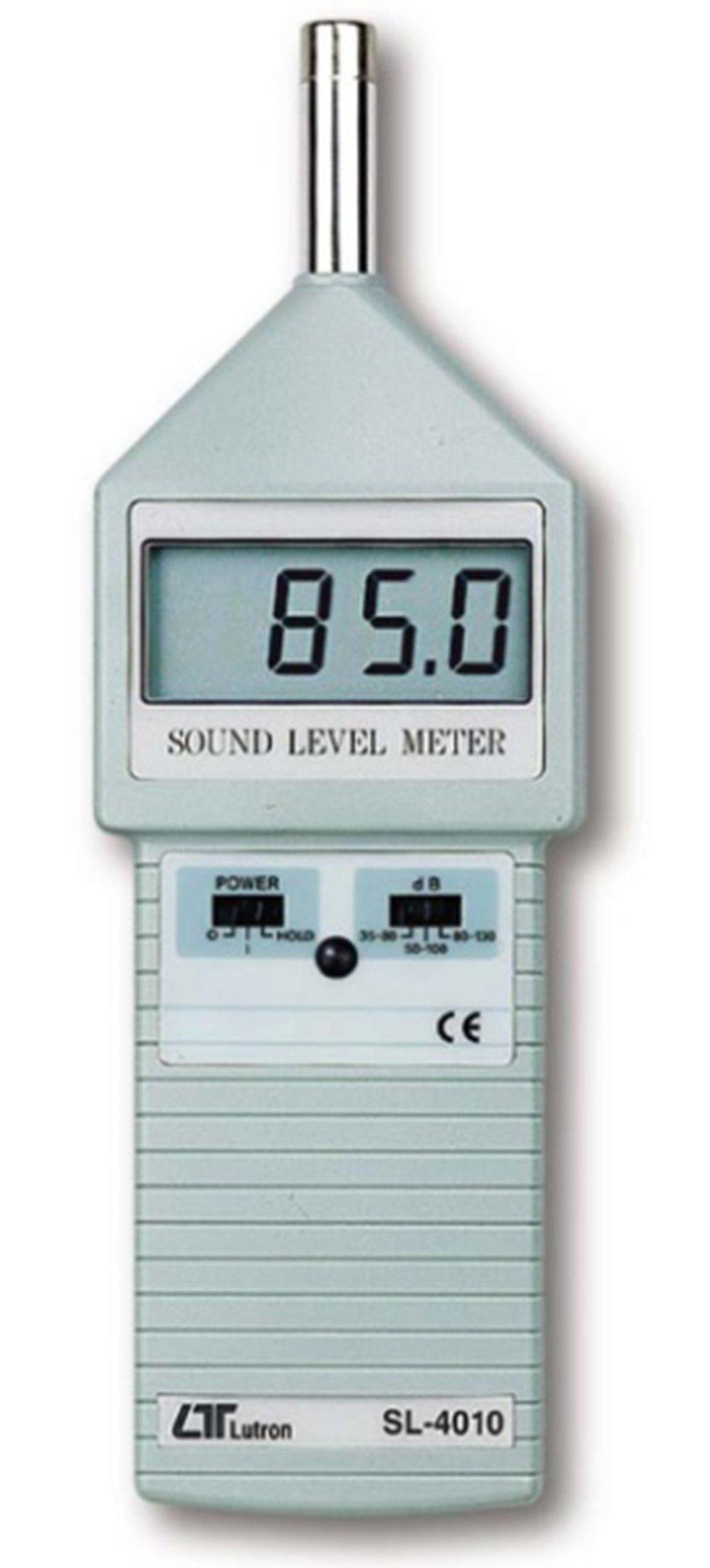 Lutron SL-4010 Sound Level/dosimeter Noise