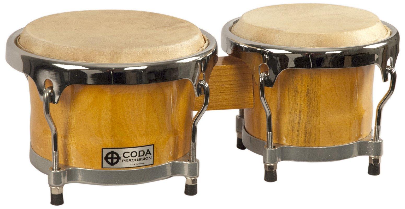 CODA DP-220 Bongo Drum, Natural
