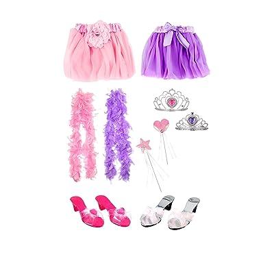 Pretend Play Princess Dress Up Trunk: Home & Kitchen