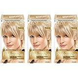 L'Oréal Paris Superior Preference Permanent Hair Color, 9.5N Lightest Natural Blonde, 3 Count
