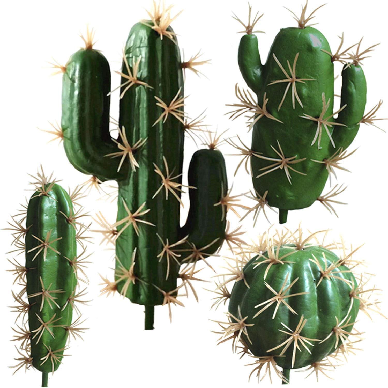 Artificial Cactus Deco-Art Plant Artificial Cactus Succulent