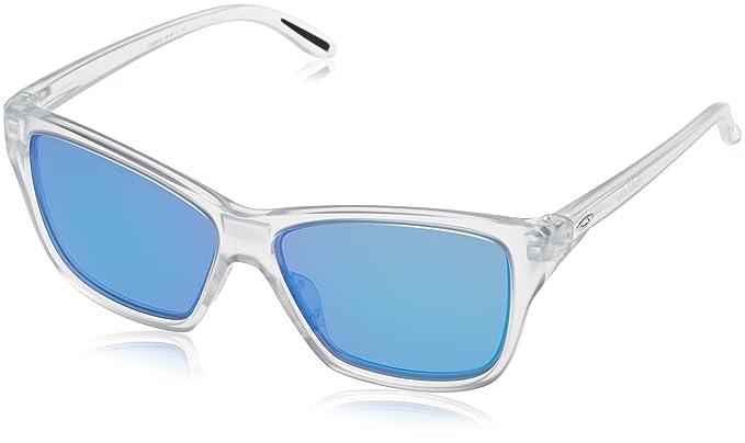 Oakley Mujer 929809 58 Gafas de sol, Blanco (Matte Clear ...