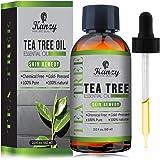 Teebaumöl | Essential Tea Tree Oil – zum aromatherapie hautpflege körper kaltgepresst.(60ml)