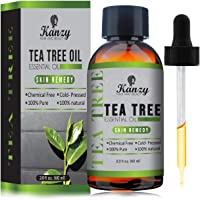KANZY Aceite esencial de árbol de té