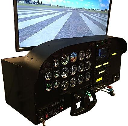 Flight Simulator Cockpit: Amazon ca: Electronics