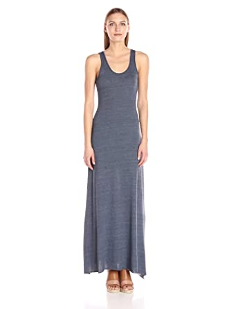 b2dbdf0d447 Alternative Women s Eco Jersey Double Scoop Tank Dress at Amazon ...
