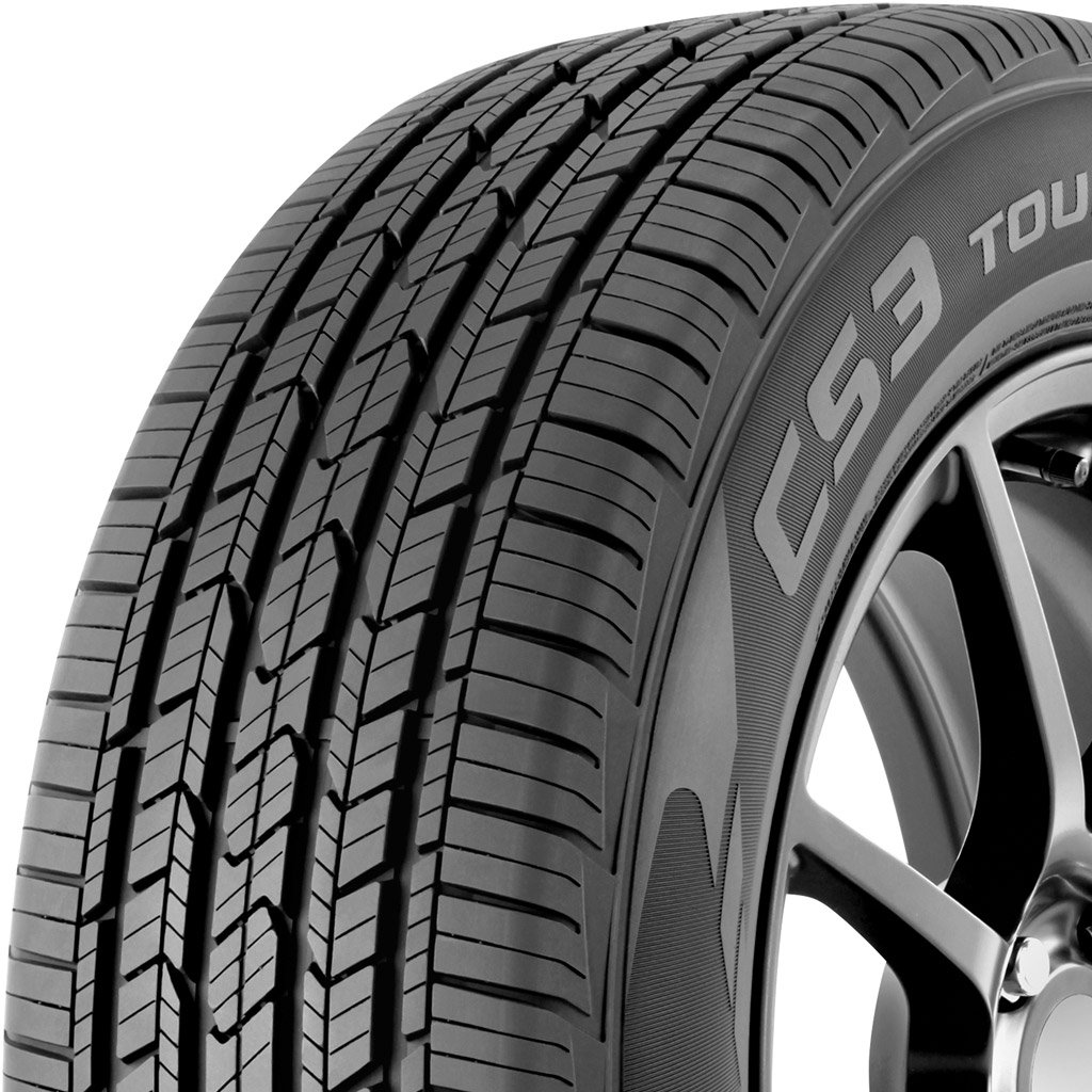 amazoncom cooper cs3 touring touring radial tire 18560r15 84t automotive